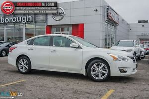 2013 Nissan Altima 2.5 SL-ACCIDENT FREE WITH UNDER 30000KM'S!!!