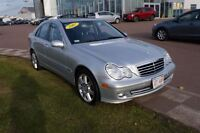 2007 Mercedes-Benz C-Class C280! Leather Interior! Fully Recondi