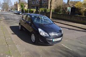 Vauxhall Corsa Exc Ac 1.3 CDTi Eflex, 5 Door, Black, Diesel