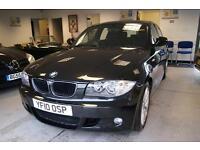 BMW 1 Series 5dr (black) 2010