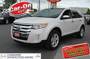 2011 Ford Edge SEL AWD LEATHER PANORAMIC ROOF