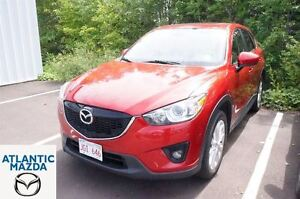 2014 Mazda CX-5 GT! Leather! Sunroof! AWD! EXTENDED WARRANTY!
