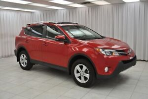 2014 Toyota RAV4 XLE FWD SUV w/ BLUETOOTH, HEATED SEATS, DUAL CL