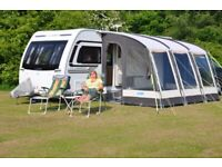 KAMPA Rally Pro 390 Caravan Awning, used for sale  Walsall, West Midlands
