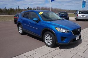 2014 Mazda CX-5 GX! 0.9% Financing! Winter protection Package!