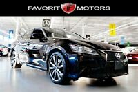 2013 Lexus GS 350 F SPORT | RED LEATHER | *NAVI* | BACK-UP CAMER