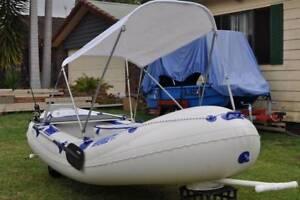 Sea Eagle SE9 inflatable boat