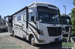 2017 Forest River FR3 30DS Motorhome