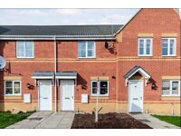 Two bed property for sale on new build estate in Goole, East Yorkshire.