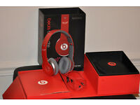 Beats By Dre Solo- RED HD