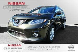 2014 Nissan Rogue SV AWD ONE OWNER AWD 39000KM