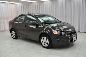 2014 Chevrolet Sonic LS ECOTEC SEDAN w/ BLUETOOTH, A/C & KEYLESS