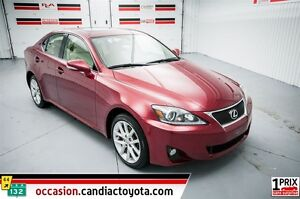 2012 Lexus IS 250 * AUTO * CUIR * TOIT * MAGS *