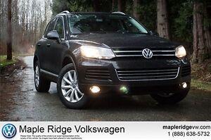 2012 Volkswagen Touareg 3.6L Highline