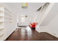 Two bedroom house, Allfarthing Lane, SW18 -£17000pcm - available 10th June - unfurnished