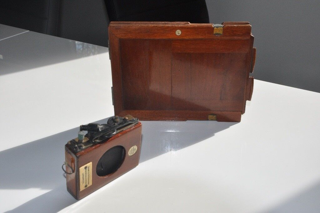 Old camera plate and light meter | in Chudleigh, Devon | Gumtree