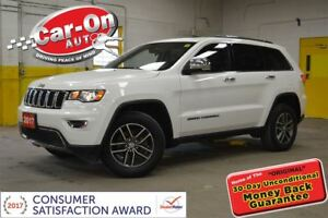 2017 Jeep Grand Cherokee Limited 4X4 LEATHER SUNROOF FULL PWR GR
