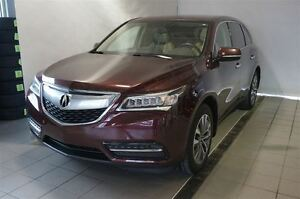 2014 Acura MDX Navigation Package AWD ,CUIR,MAGS,JAMAIS ACCIDENT