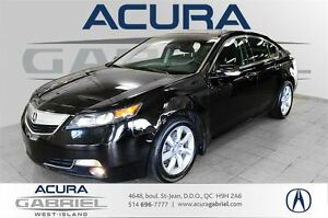 2012 Acura TL 6-Speed AT CERTIFIÉS+CUIR+TOIT OUVRANT+++