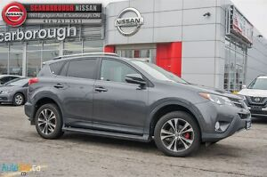 2015 Toyota RAV4 XLE-LOW KM'S AND ACCIDENT FREE!!!