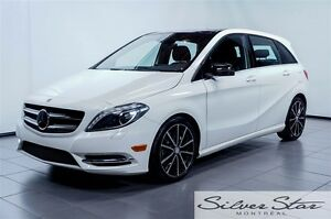 2013 Mercedes-Benz B250 Premium Package, Sport Package, Driving