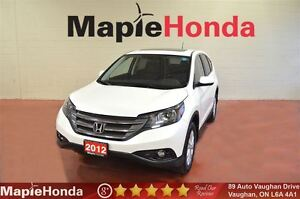 2012 Honda CR-V EX|Alloys, Sunroof, Back-up Cam! FWD