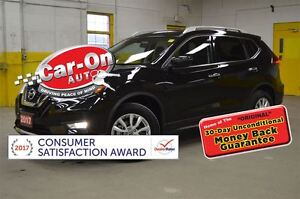 2017 Nissan Rogue SV AWD PANO ROOF HEATED SEATS REMOTE STARTER