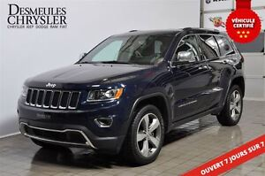 2015 Jeep Grand Cherokee LIMITED**TOIT OUVRANT**CUIR