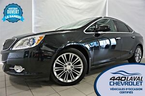 2013 Buick Verano *GROUPE CUIR*GPS*TOIT OUVRANT*