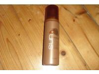 NEW TIN OF SELF TAN BRONZING MOUSSE WITH TROPICAL FRAGRANCE 150 ML