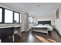 Double room with en-suite bathroom near Aldgate E1