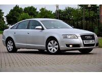 2005 Audi A6 Saloon 2.0 TDI SE 4dr+DIESEL+LONG MOT+SERVICE HISTORY+VERY ECONOMICAL