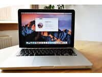 "Apple Macbook Pro 13"" 2011, i5 Processor,"