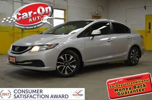 2013 Honda Civic EX AUTO AIR | SUNROOF | ALLOYS
