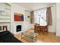 Perham Road - 1 bedroom garden flat