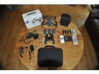 DJI Mavic Pro Drone Flymore Kit + Lots Of Extras + 4 Batteries
