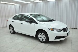 2014 Honda Civic DX 5SPD SEDAN. $129 B/W !! w/ POWER W/M, AUX PO