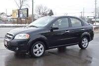 2011 Chevrolet Aveo SUNROOF & ONLY 48,000KMS !!