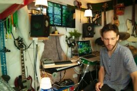 Sound Terrace studio - recording / production / session playing