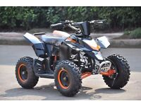 2017 NEW HAWKMOTO DIRT NINJA 50CC - 100CC - KIDS PETROL QUAD BIKE ATV - 2-STROKE - FREE DELIVERY