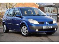 2005 Renault Grand Scenic 2.0 VVT Privilege 5dr+MPV+7 SEATER+12 MOTNHS MOT+AUTOMATIC+FREE WARRANTY