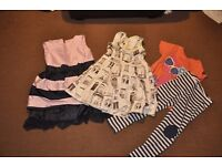 girls clothes 8 years (NEXT dress)