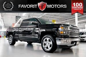 2015 Chevrolet Silverado 1500 LTZ 1LZ 4X4 | LTHR | BACK-UP CAM |