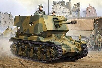 1:35 Hobby Boss 83809 35 R 731 f WWII german Befehlsfahrzeug Fgst Pz.Kpfw