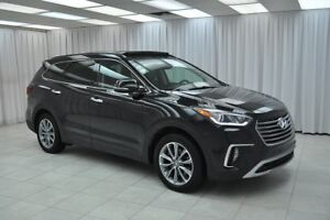 2017 Hyundai Santa Fe XL AWD 7PASS V6 SUV w/ BLUETOOTH, HEATED F