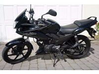2014 Honda 125cc CBF in Black