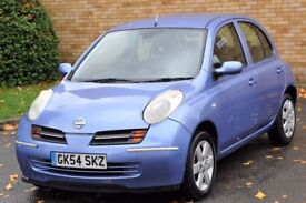 *AUTO*LOW-MILEAGE*NISSAN MICRA*CLEAN*