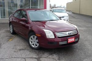 2006 Ford Fusion SE  CERTIFIED & E-TESTED