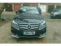 Mercedes-Benz e220 2014 AMG/ E CLASS/ PCO REGISTERED OFFERS WELCOME
