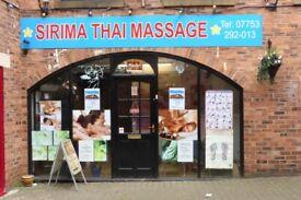 Relaxing Oil Thai Massage in Wigan